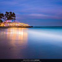 Noche en Los Baños del Carmen