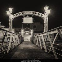 Puente de los Alemanes. Málaga