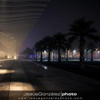 Niebla en Muelle Uno