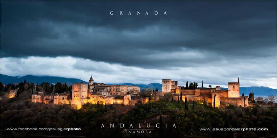 Andalucía enamora