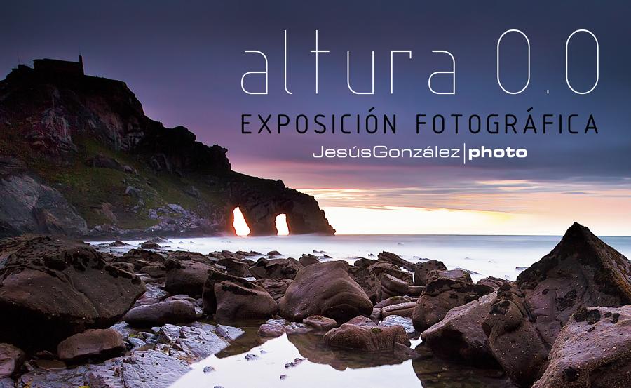 Altura 0.0: Exposición sobre paisajes costeros