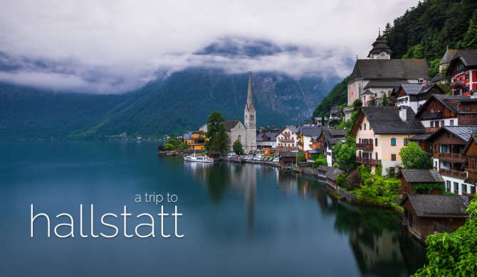 Video timelapse de Hallstatt