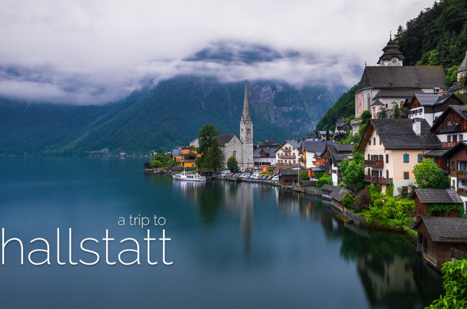"""A trip to Hallstatt"" Nuevo vídeo Timelapse de Austria"